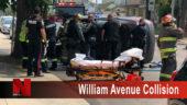 William Avenue Collision