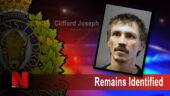 Clifford Joseph Remains Found