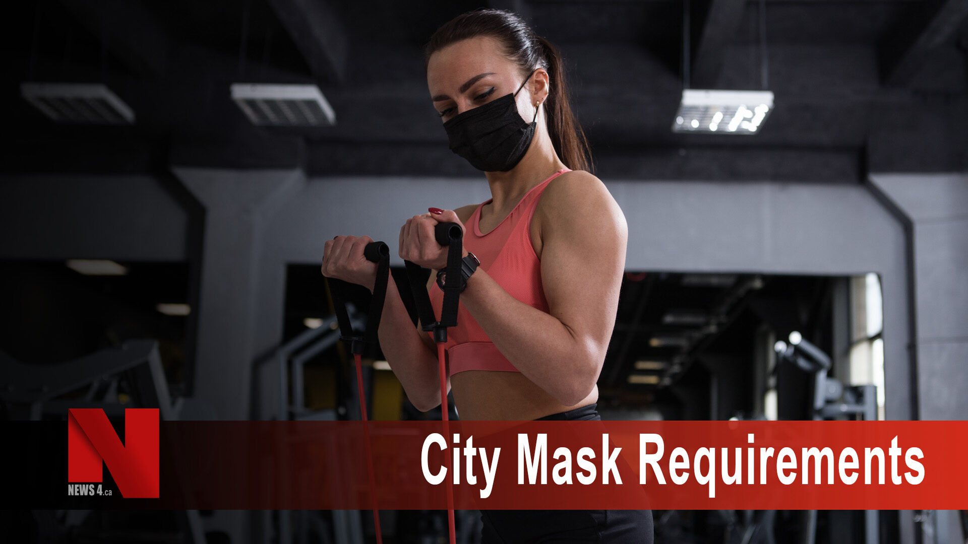 City Mask Requirements