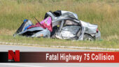 Fatal Highway 75 collision