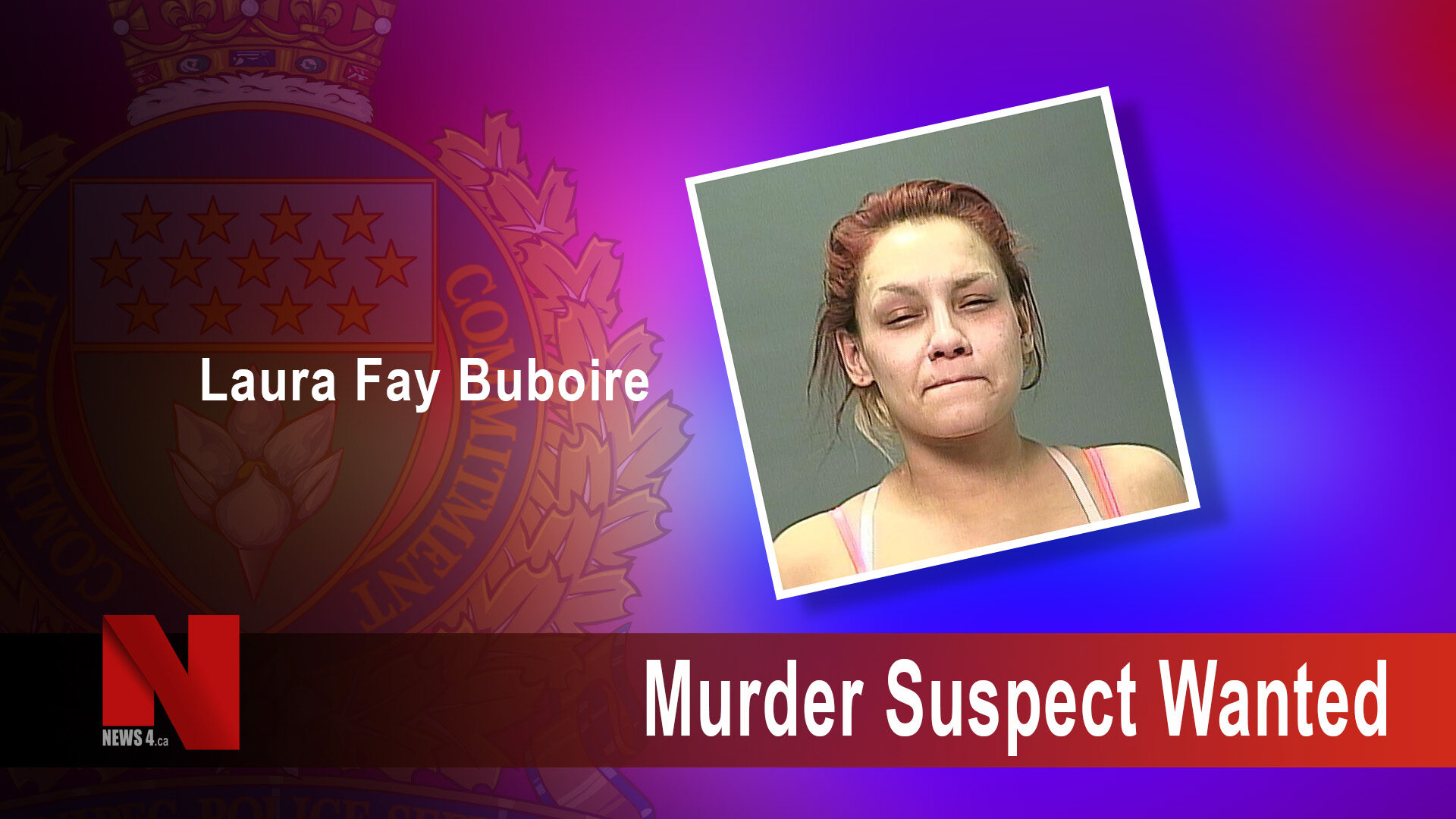Laura Fay Buboire Wanted