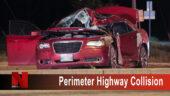 Perimeter Highway Collision