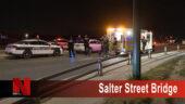 Salter Street Bridge Incident