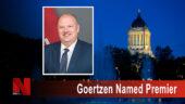 goertzen named premier
