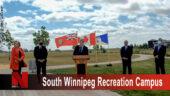 south Winnipeg Recreation Campus