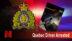 Quebec Driver Arrested