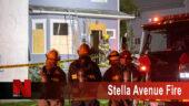 Stella Avenue Fire