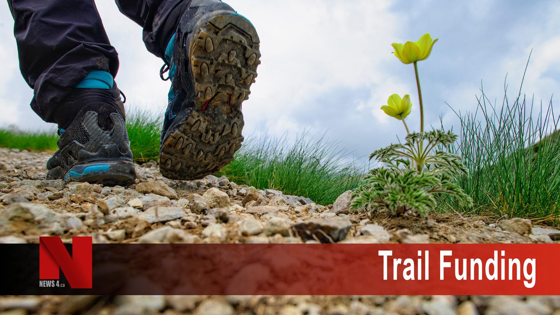 Trail funding