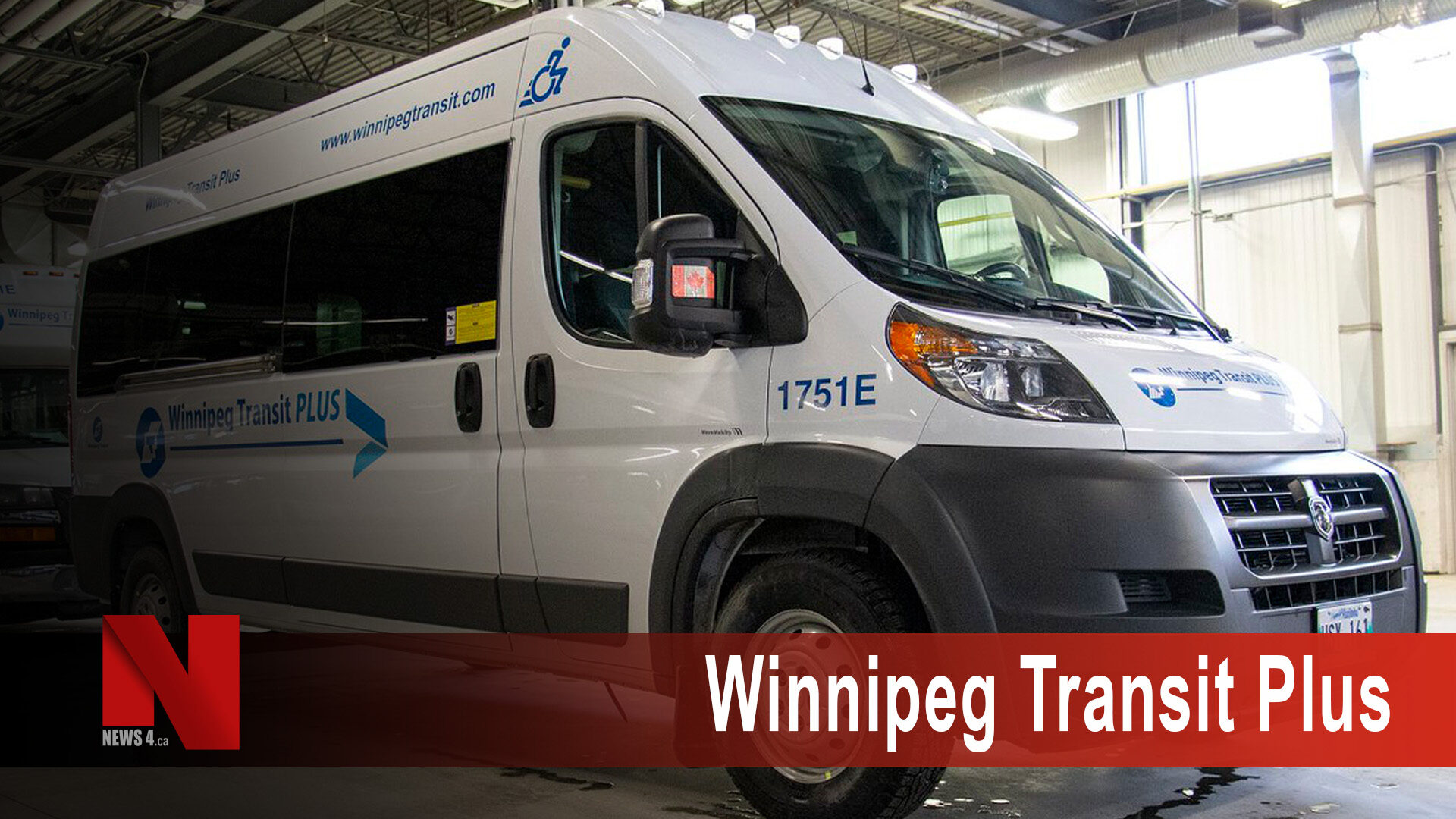 Winnipeg Transit Plus