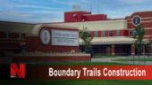 Boundary Trails Construction
