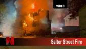 Salter Street Fire